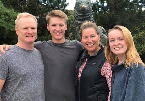 Melissa Ziobron's Family